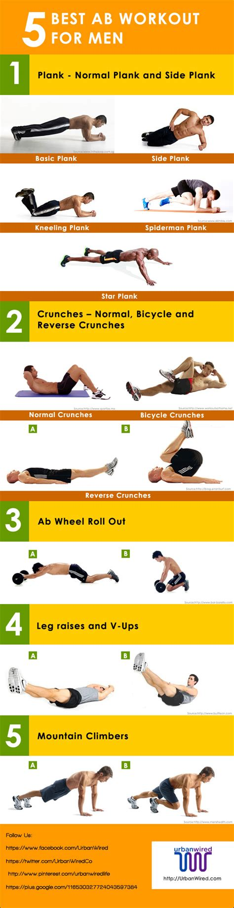 abs workout health  fitness training