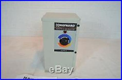 hayward electric heater cspaxi11 11 kilowatt