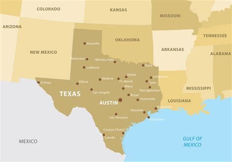 freer texas map texas map free vector stock graphics images