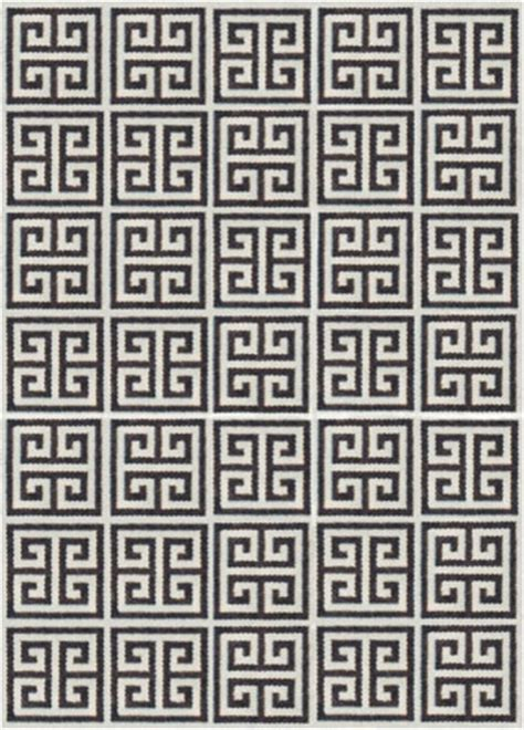 black key rug black key rug traditional rugs by jonathan adler