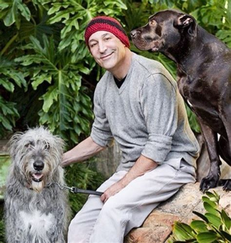 sam s dogs sam simon s columbo was by his side until the end