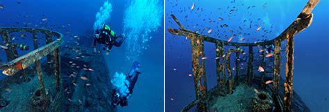 u boat maximum dive depth rubis submarine wreck diving scubashooters net