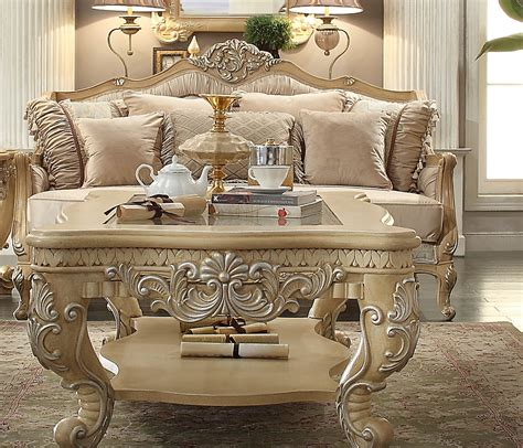 Homey Design Hd 4931 Dore Wood Trim Sofa Usa Furniture
