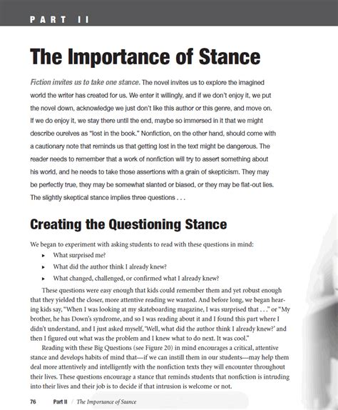reading nonfiction notice note stances signposts and strategies reading nonfiction by kylene beers robert e probst