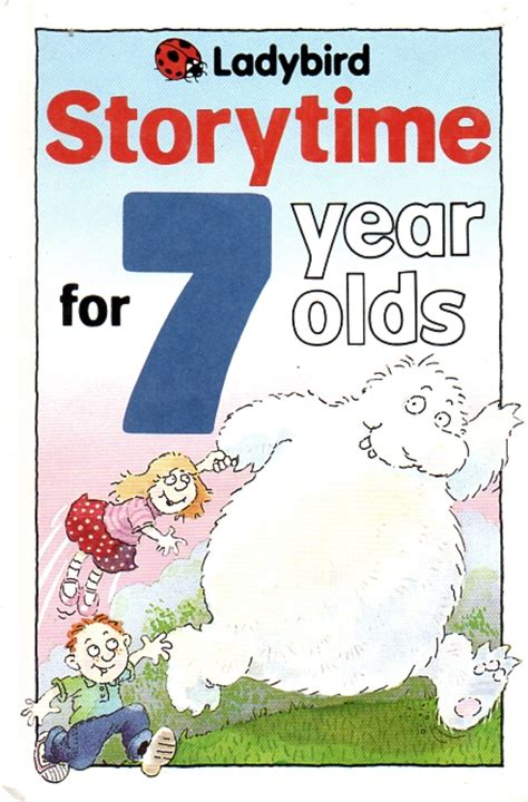 picture books for 7 year olds storytime for 7 year olds ladybird book storytime series