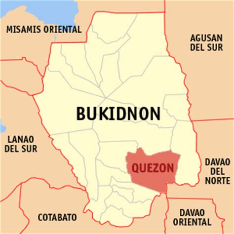 san jose quezon bukidnon map lime rock walls blue water cave san jose quezon