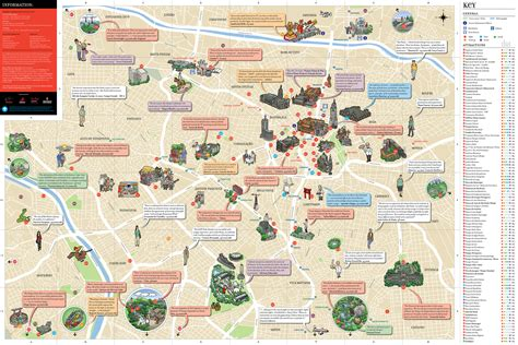 sightseeing map map of s 227 o paulo tourist attractions sightseeing
