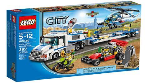 Lego 60049 City Helicopter Transporter lego 60049 helicopter transporter city
