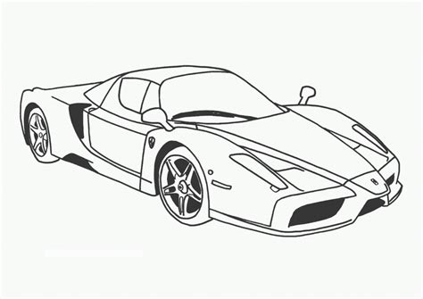 free printable coloring pages of cars for adults coloring pages free printable race car coloring pages for