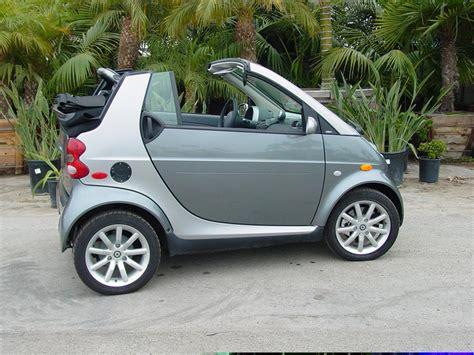 smart car cabriolet 2007 smart car cabrio fortwo convertible 61744