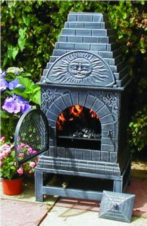 best cast iron chiminea fireplace reviews 2014 a listly list