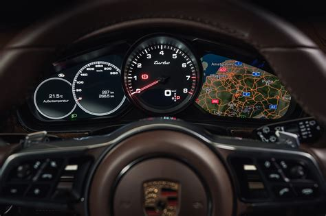 porsche panamera dashboard porsche panamera sport turismo is the finest of them all