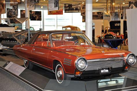Chrysler Turbine by 1963 Chrysler Turbine Conceptcarz