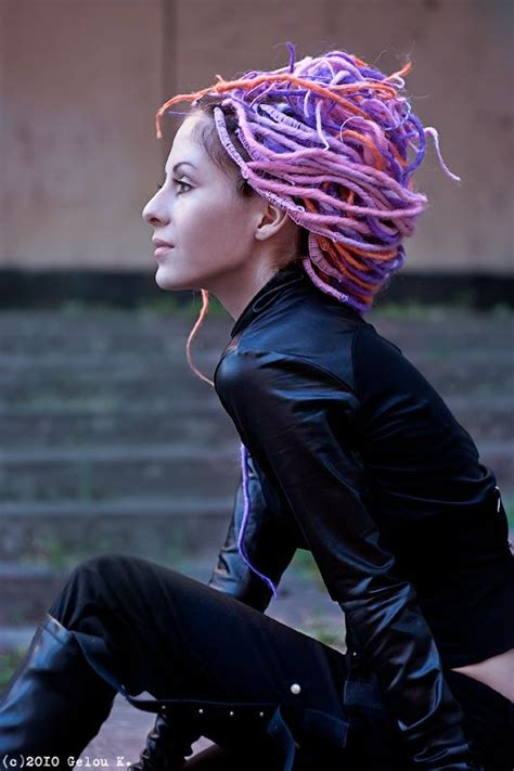 artificial dreadlock hairstyles 1000 images about synthetic dreads on pinterest
