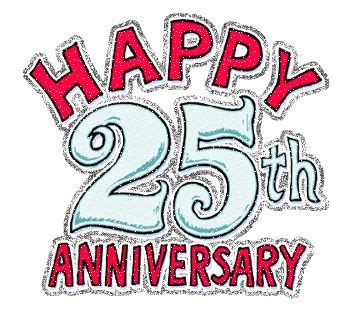 Wedding Officiant Clipart by Happy Anniversary Clip Today 25 Years Ago I Married
