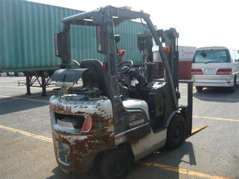 used nissan forklift parts nissan forklift n a used for sale