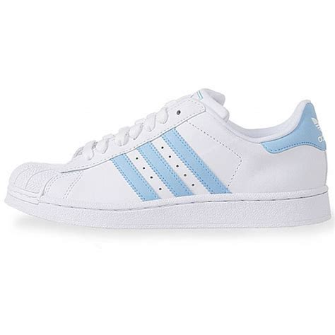 adidas superstar light blue heenyshop 187 adidas superstar 2 retro white baby blue