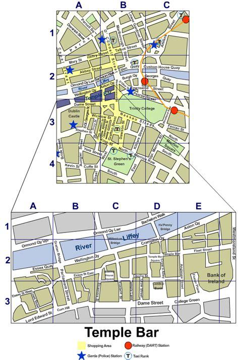 printable map dublin city centre maps update 21051488 dublin tourist map filedublin