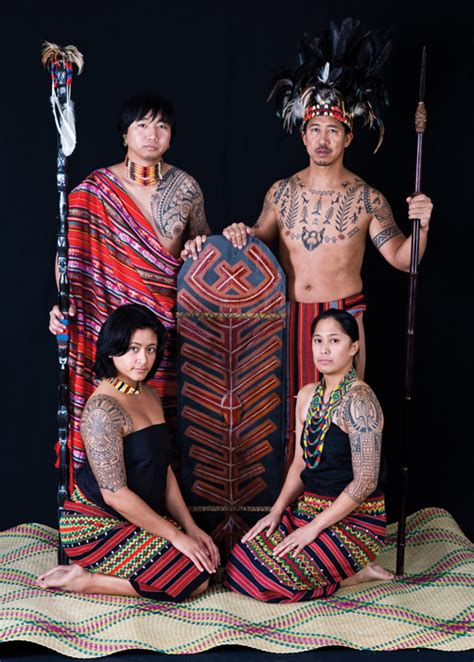 igorot tribal tattoos of four waves positively magazine