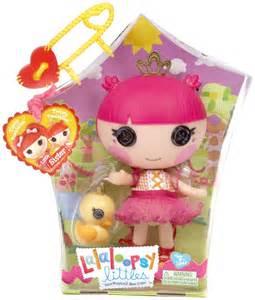 Lalaloopsy littles doll twisty tumblelina free shipping