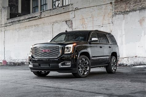 2020 gmc redesign 2020 gmc yukon pictures suv models