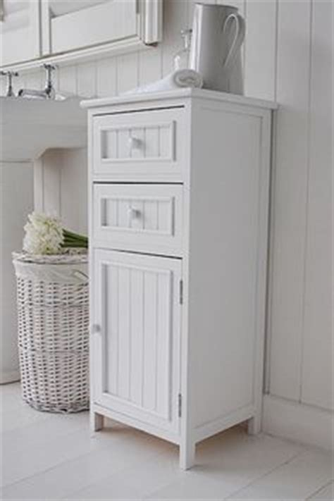 Bathroom Drawers The Range Side Photo Of The Maine White Bathroom Cabinet With
