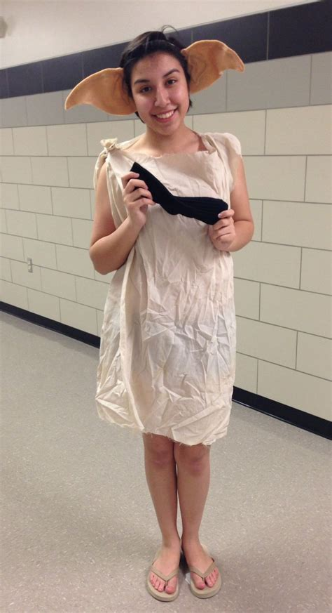 dobby costume costume i made of dobby i made this about me the o