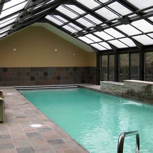 residential indoor pool residential pools portfolio of omega pool structures inc