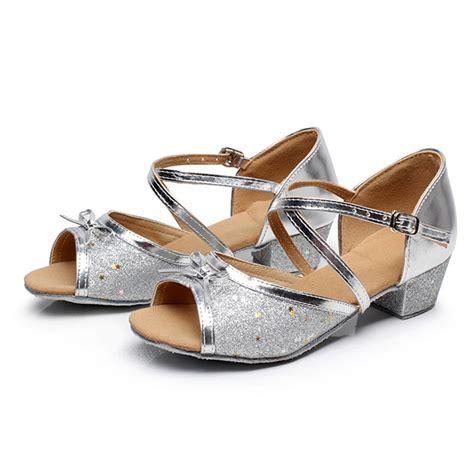princess sandals sandals buckle glitter princess shoes high heels