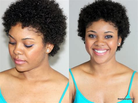 natural hair after five styles five fun ways to embrace your twa natural hair style