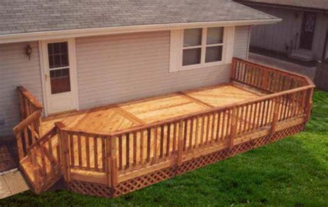 backyard deck kits high resolution deck kits menards 7 patio deck designs plans newsonair org