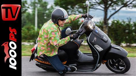 Motorrad Supersportler Club by Vespa 300gts Supersport Tuning