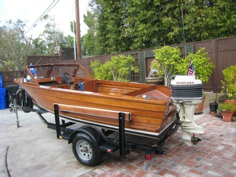 boat trailers for sale san diego ca 1963 15 foot hip shing timber company lapstrake outboard