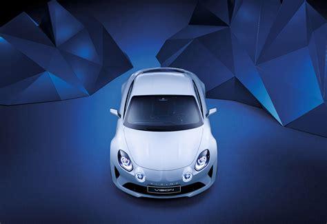 renault alpine vision concept renault debutet 2017 alpine vision