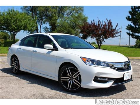 2017 Honda Accord LX Lease   Tarzana, California   $119.00