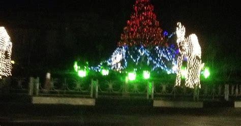 asmaras iconic shida square  turned   christmas tree madote