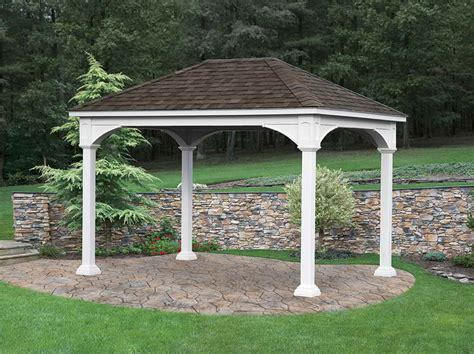 backyard pavillion gardening landscaping best way to get the perfect