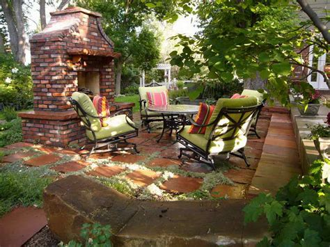 Backyard Decorating On A Budget by Gardening Landscaping Outdoor Backyard Design Ideas On
