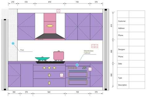 template for kitchen design free printable kitchen layout templates download
