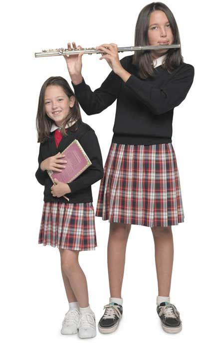 catholic high school skirts catholic girl school uniform