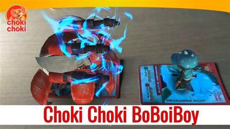 film kartun terbaru seru choki choki boboiboy terbaru 2016 card 3d permainan anak