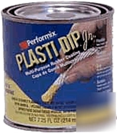Liquid Rubber Tough Dip by Plasti Dip Jr Liquid Rubber Coating 7 25 Oz White
