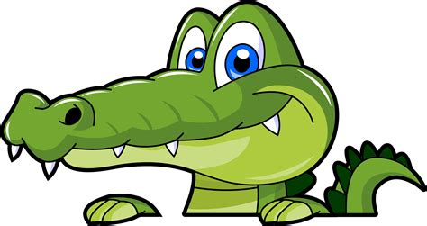 crocodile clipart jungle clipart green vine border pencil and in color