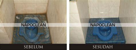 Pembersih Kotoran Kerak Air Napoclean jual cairan pembersih toilet duduk 081 333 456 890
