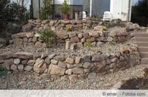 Bruchsteinmauer Selber Bauen Und Richtig Verfugen