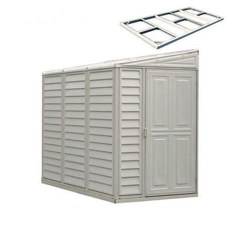 shop duramax building products storage shed common  ft