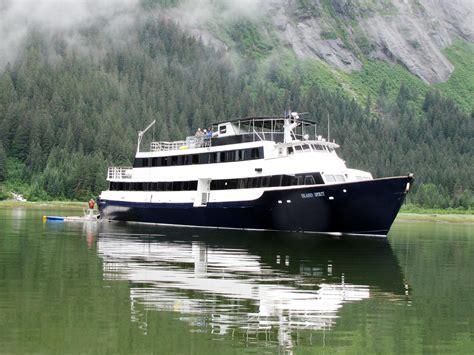 small ship alaskan cruises fitbudha - Small Boat Alaska