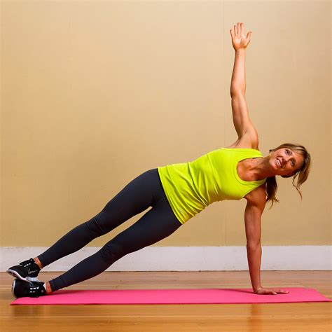 arm workout without weights popsugar fitness