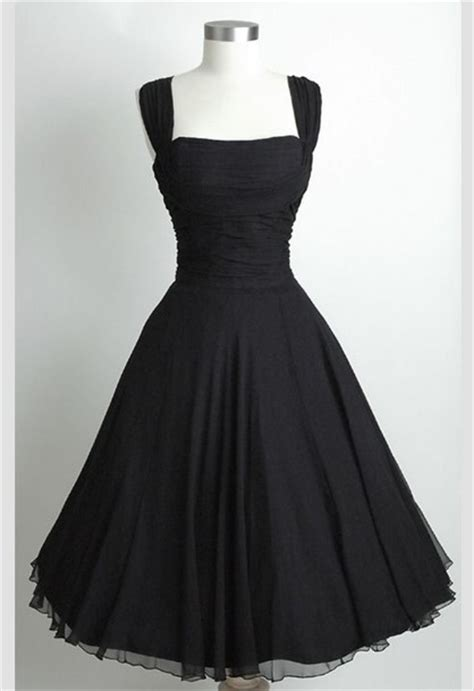 Dress Pesta High Class dress black dress hourglass 50s style wheretoget