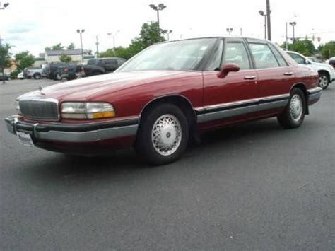1991 buick park avenue specs 1991 buick park avenue ultra data info and specs
